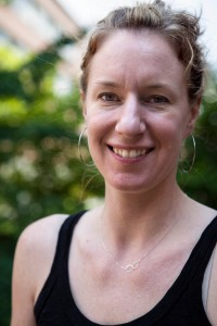 Sarah White från Socialist Alternative (CWI USA)