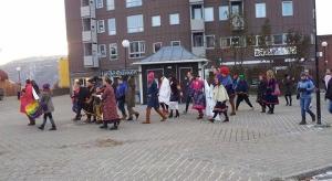 2 Kirunas första Sápmipride