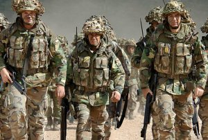 Nato-militär