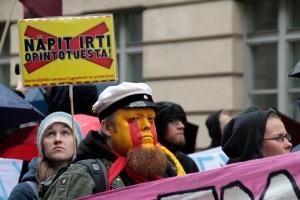 Finland demonstration-terminsavgifter-2015-foto-lilian-tikkanen