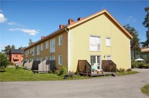 gult hus Lövskatan