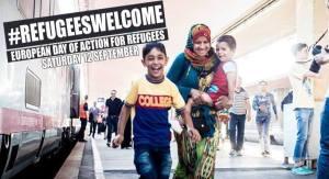 riv EUs flyktingmur