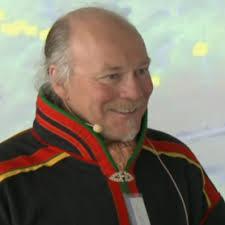 ordförande Sametinget Mats Berg