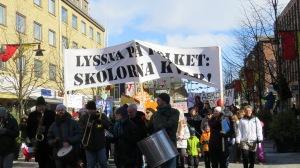 skolkarneval 2.0. Luleå 160319
