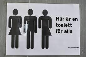 könsneutral toalett