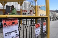 Gula paviljongen ACE-protest fr sidam