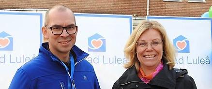 Lenita Ericsson Niklas Nordström